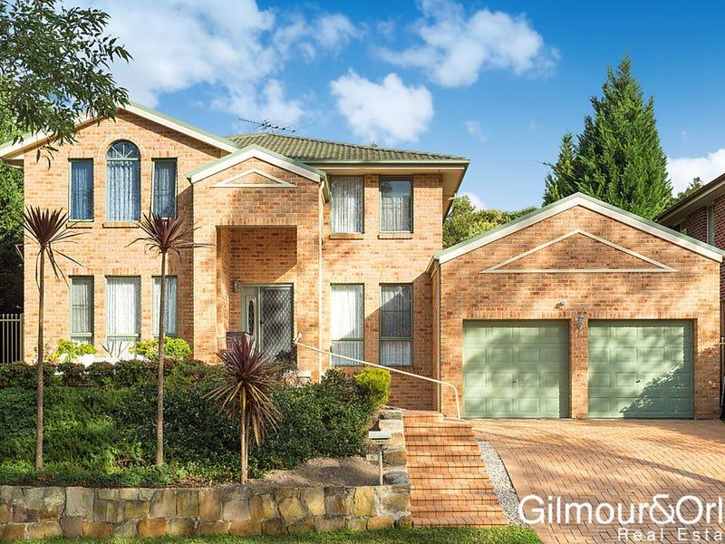 6 Duncraig Drive, Kellyville, NSW 2155