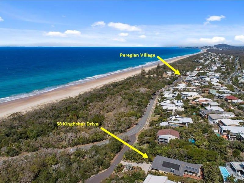 58 Kingfisher Drive, Peregian Beach