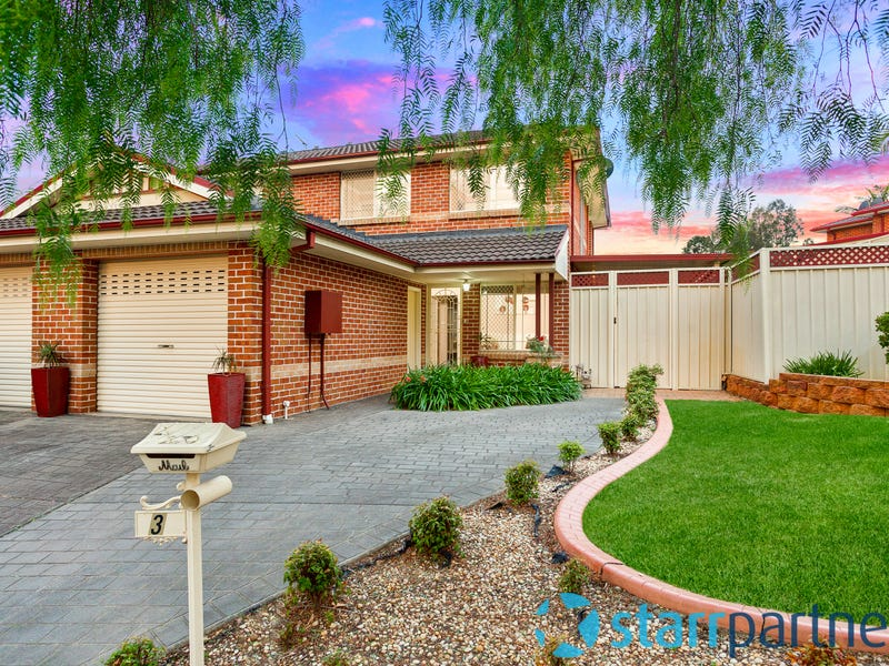3 Dairy Court, Glenwood, NSW 2768