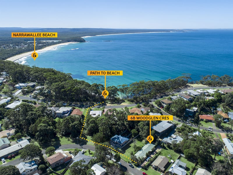 6B Woodglen Crescent, Mollymook Beach, NSW 2539