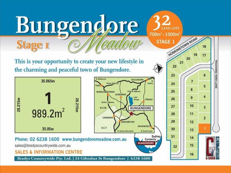 Lot 29 Bungendore Meadows, Bungendore, NSW 2621