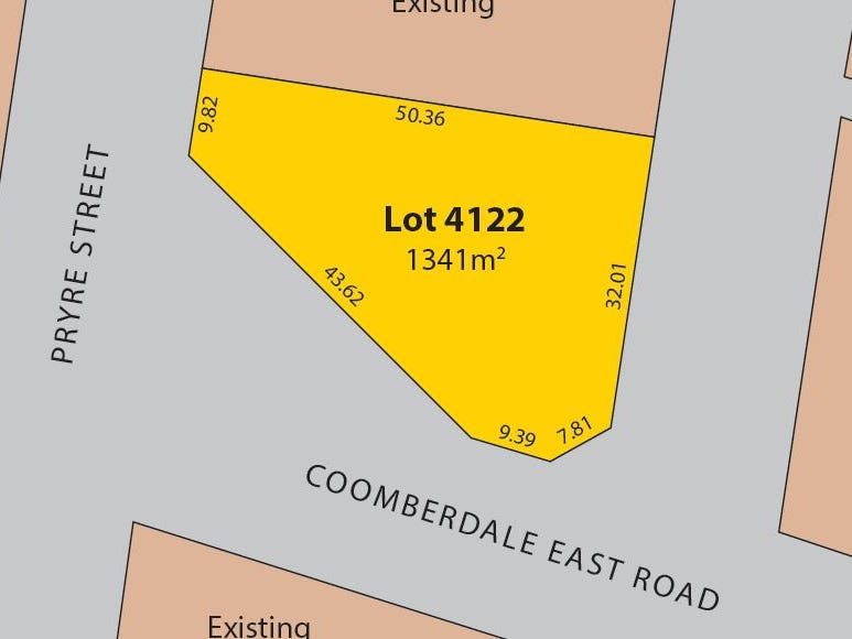 Lot 4122, 1 Coomberdale East Road, Coomberdale, WA 6512
