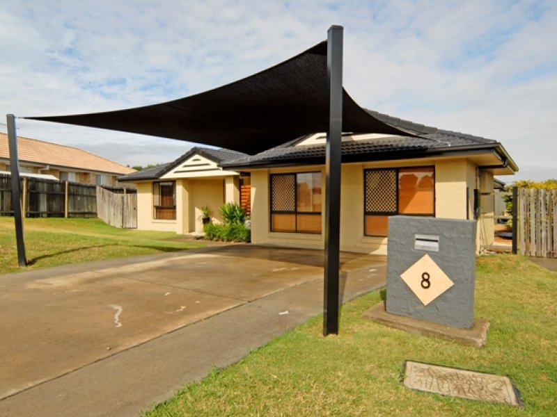 8 Crosby Crescent, Raceview, Qld 4305