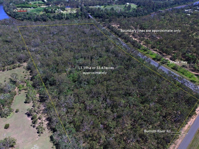 0 Burrum River Road, Torbanlea, Qld 4662