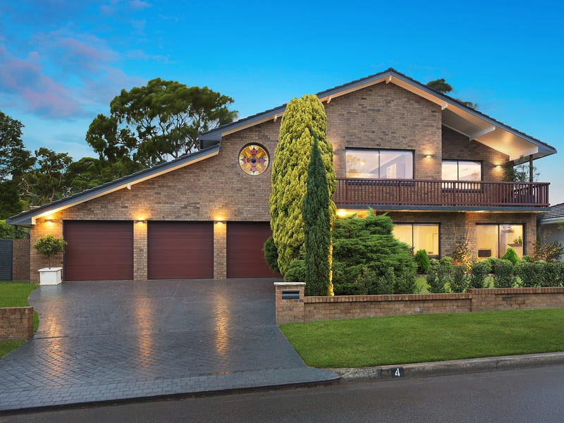 4 Leavesden Place, Sylvania, NSW 2224