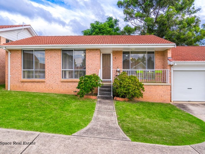 4/100A Minchinbury Terrace, Eschol Park, NSW 2558
