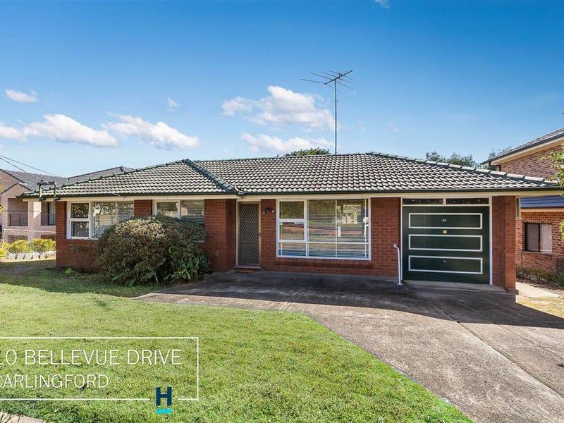 10 Bellevue Drive, Carlingford, NSW 2118