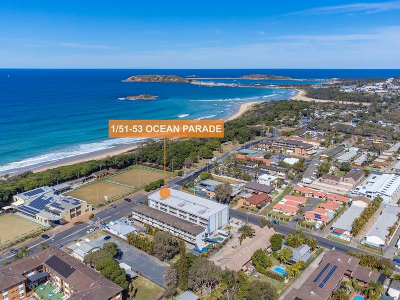 1/51-53 Ocean Parade, Coffs Harbour, NSW 2450