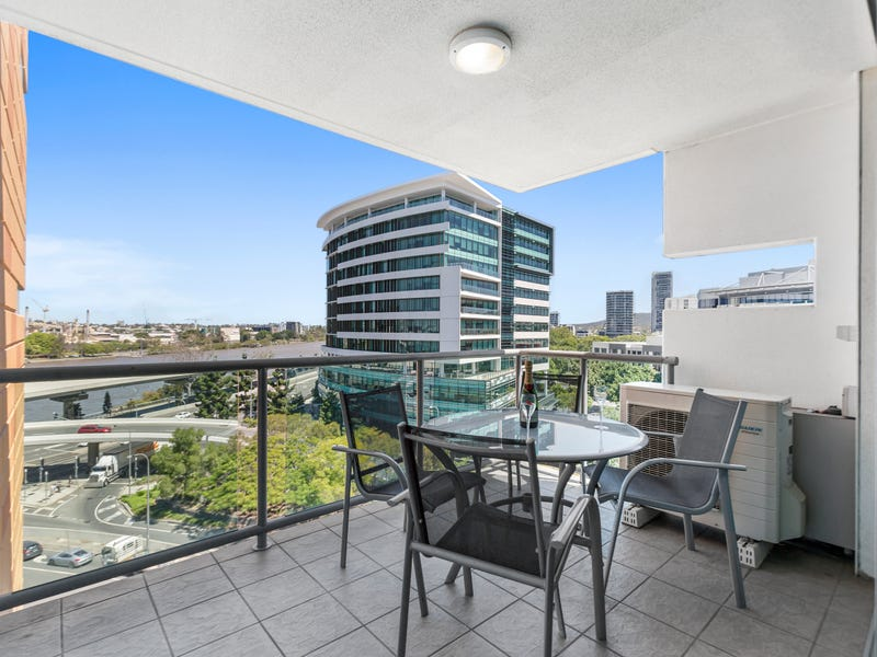 1607/92 Quay Street, Brisbane City, Qld 4000