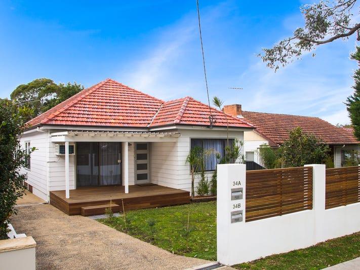 34a Warrah Road, Yowie Bay, NSW 2228