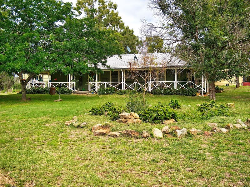 2652 Glen Alice Road Bogee, Rylstone, NSW 2849