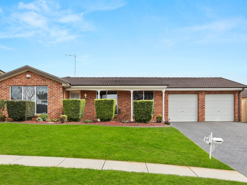 64 Lindeman Crescent, Green Valley, NSW 2168
