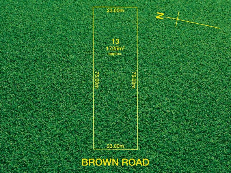 13 Brown Road, Carrickalinga, SA 5204