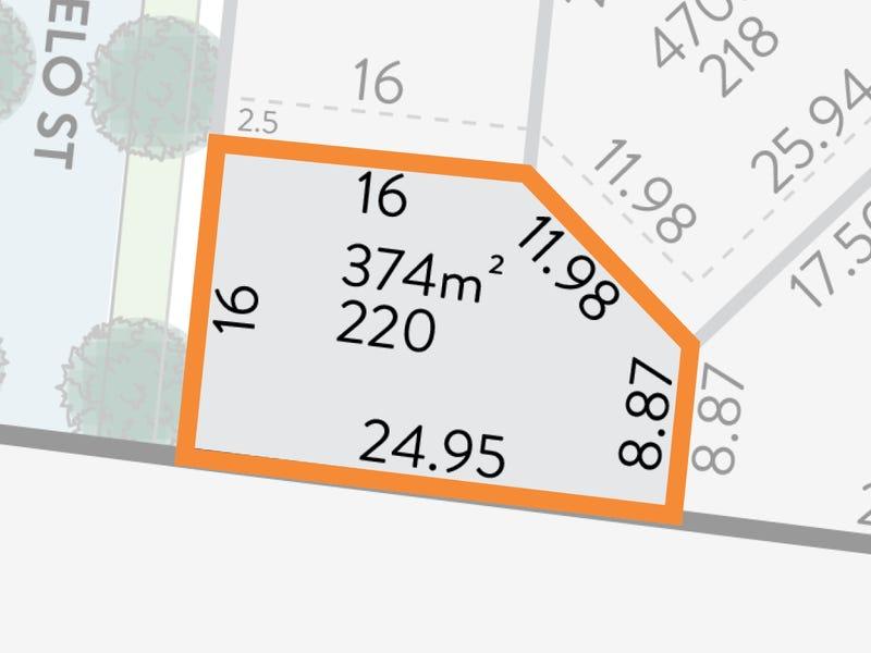 Lot 220, Pomelo Street, Tarneit, Vic 3029