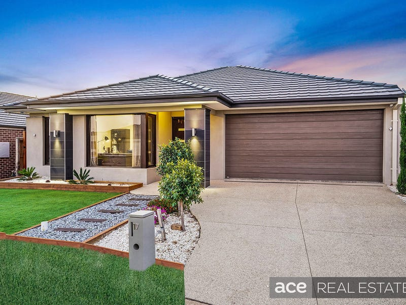 17 Spearmint Boulevard, Manor Lakes, Vic 3024