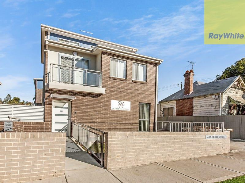 3/55 Rosehill Street, Parramatta, NSW 2150