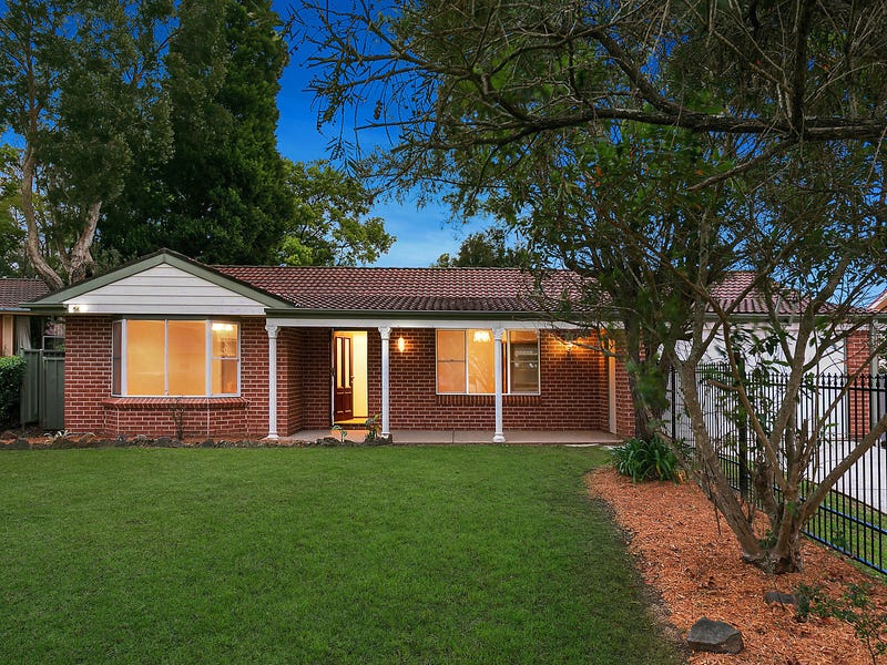 1 Wyldwood Crescent, Baulkham Hills, NSW 2153