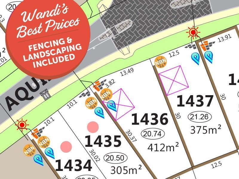 Lot 1436, 10  Aquila Drive, Wandi, WA 6167