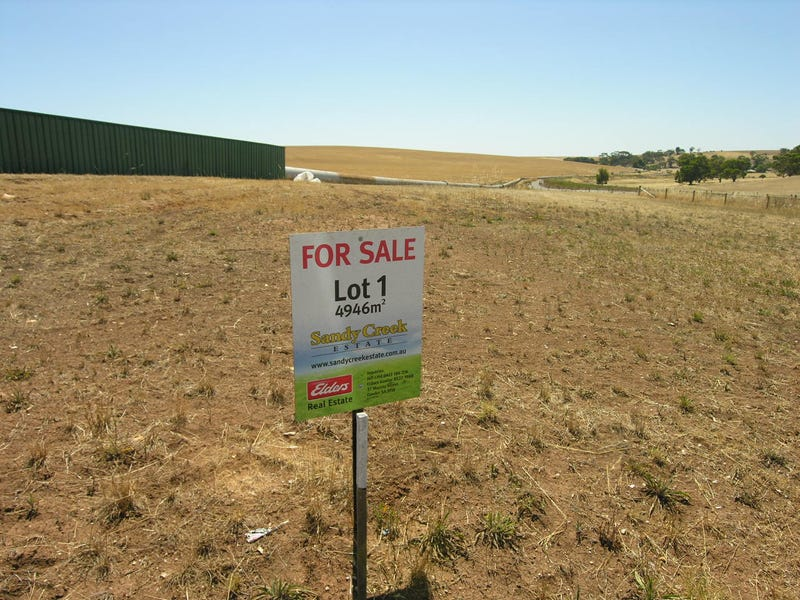 Lot 1 Station Place, Sandy Creek, SA 5350