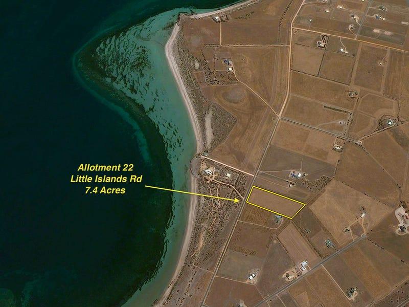 Allotment 22 Little Islands Road, Streaky Bay, SA 5680