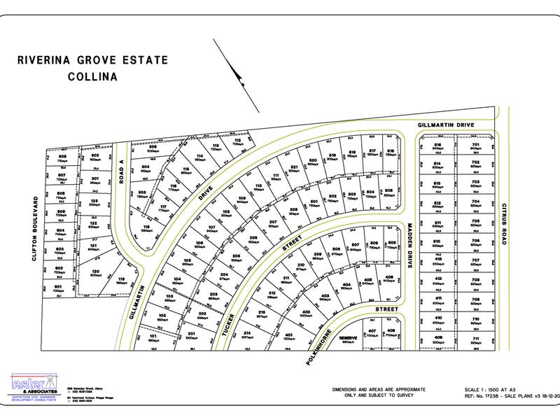 Lot 406 Riverina Grove Estate, Clifton Boulevard, Griffith, NSW 2680