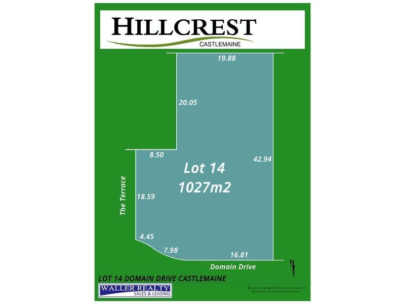 Lot 14 Domain Drive, Castlemaine, Vic 3450