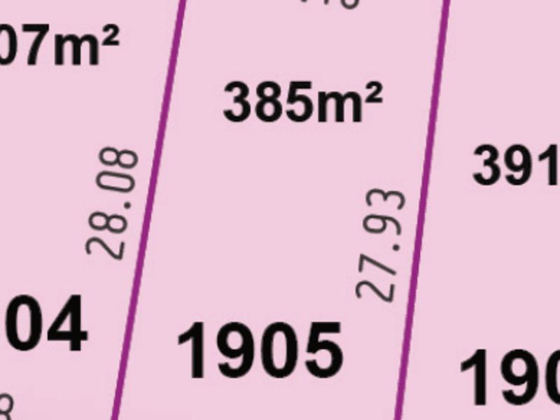 Lot 1905, Lot 1905 1905, Melton South, Vic 3338