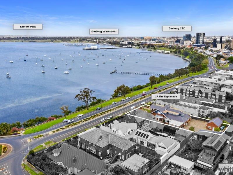 27 The Esplanade, Geelong, Vic 3220