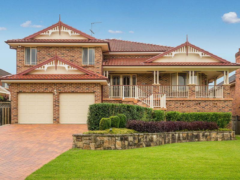 4 Stanhope Row, Bella Vista, NSW 2153