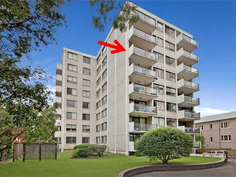 33/17 Everton Road, Strathfield, NSW 2135