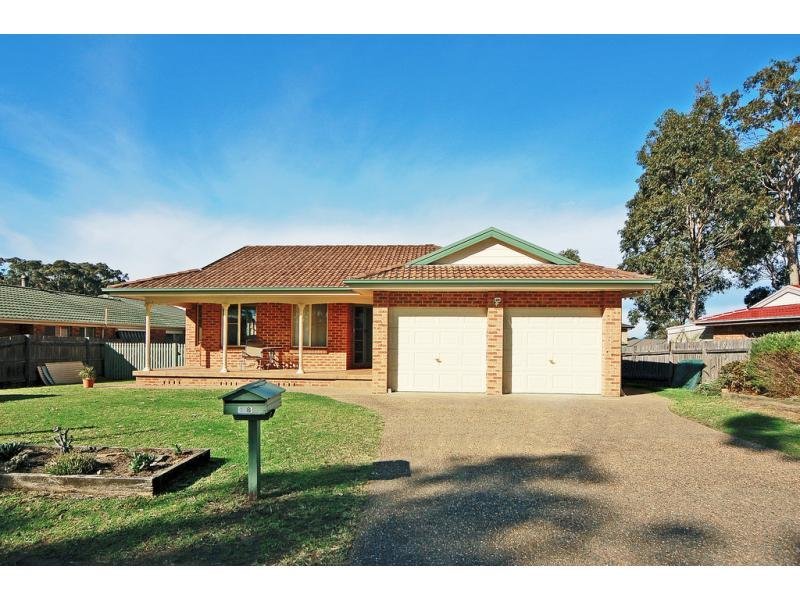 138 Old Southern Road, Worrigee, NSW 2540
