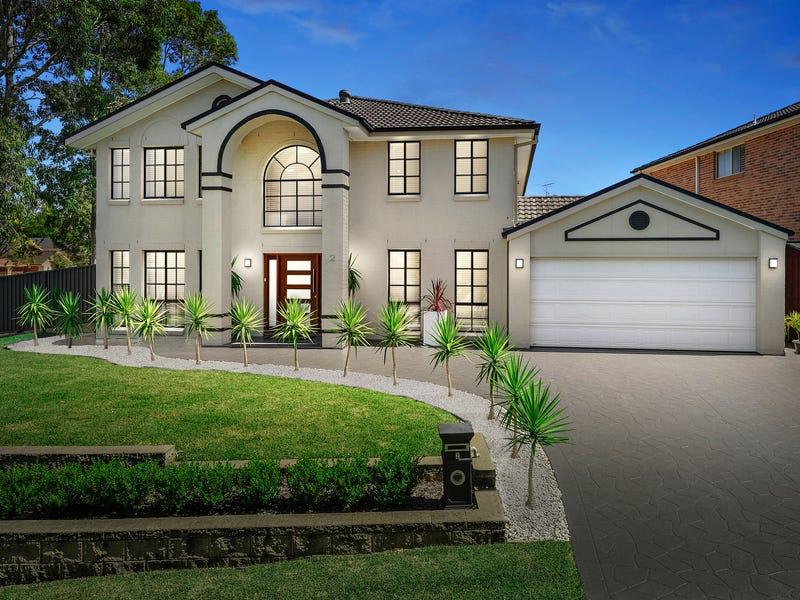2 Christine Court, Kellyville, NSW 2155