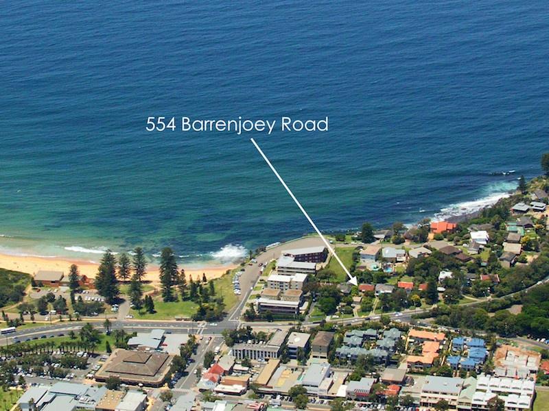 554 Barrenjoey Road, Avalon Beach, NSW 2107