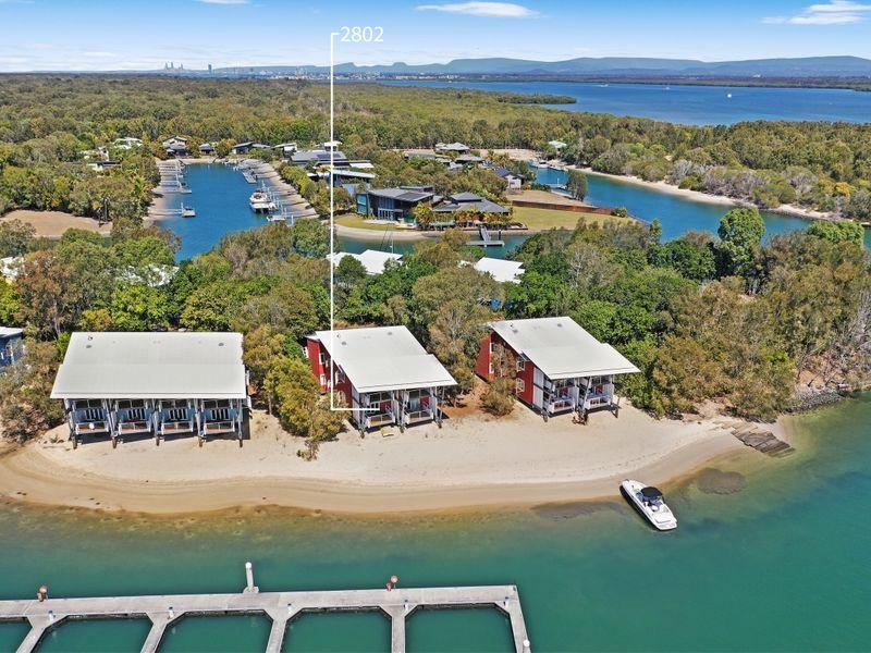 2802 Marina 1 Bed Apt, Couran Cove Resort, South Stradbroke, Qld 4216