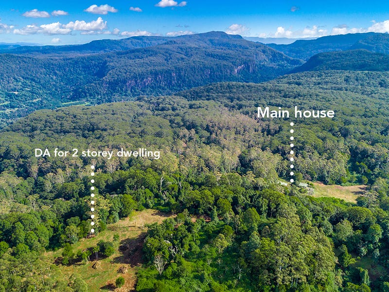 271 Goonengerry Mill Rd, Goonengerry, NSW 2482