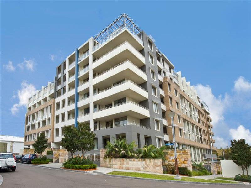 208/37 Amalfi Drive, Homebush Bay, NSW 2140