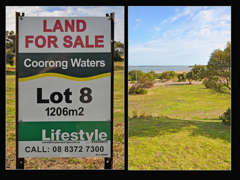 Lot 8, Coorong Waters Drive, Coorong, SA 5264