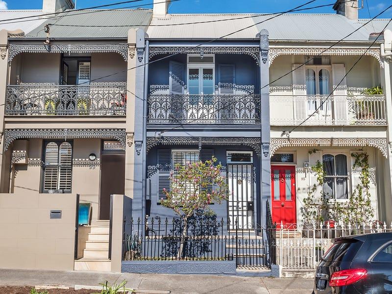 97 Windsor Street, Paddington, NSW 2021