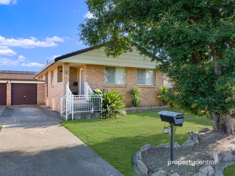 7/50 Irwin Street, Werrington, NSW 2747