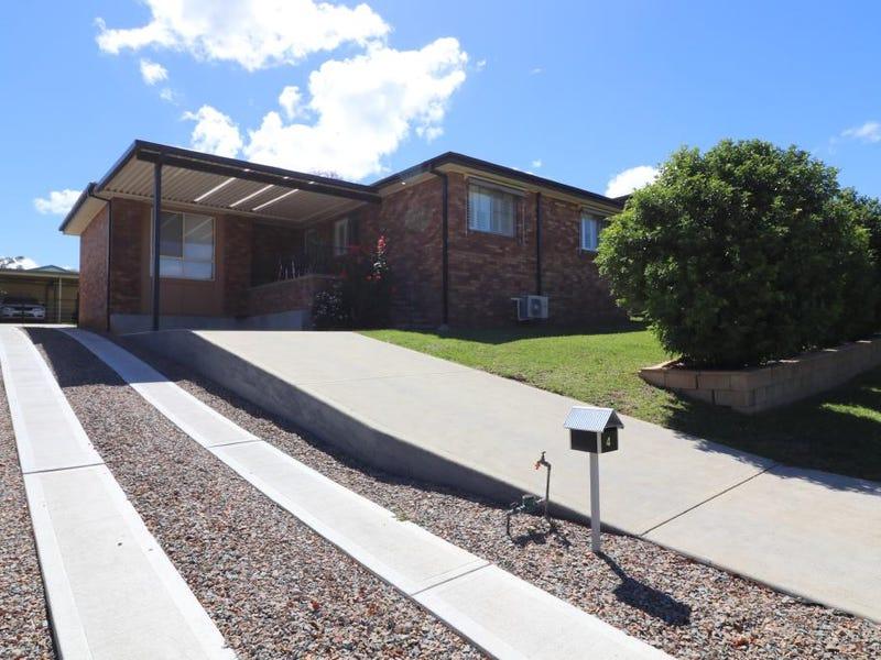 4 Karoola Avenue, Muswellbrook, NSW 2333