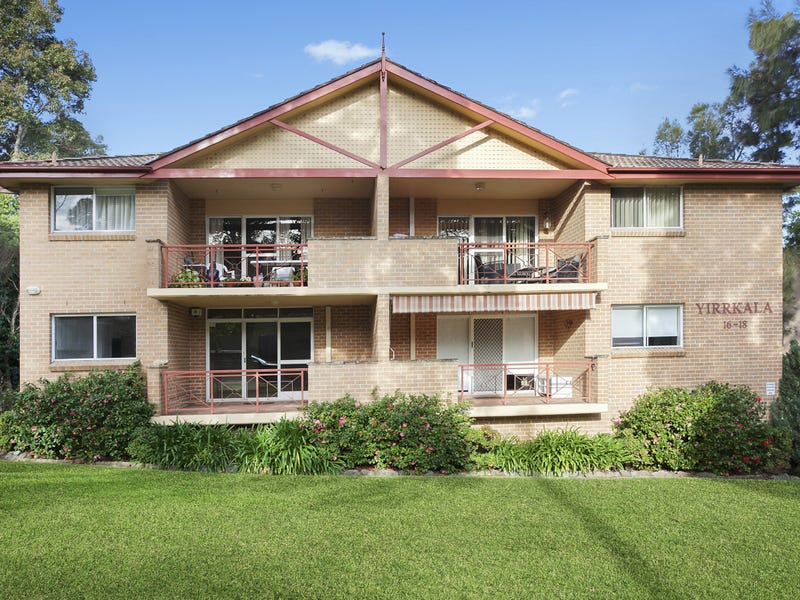 3/16-18 Preston Avenue, Engadine, NSW 2233