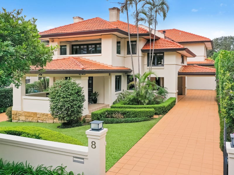 8 Greycliffe Avenue, Vaucluse, NSW 2030