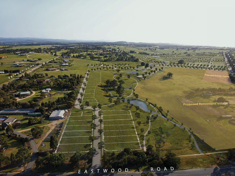 Lot 46, 135 Great Alpine Road, Bairnsdale, Vic 3875