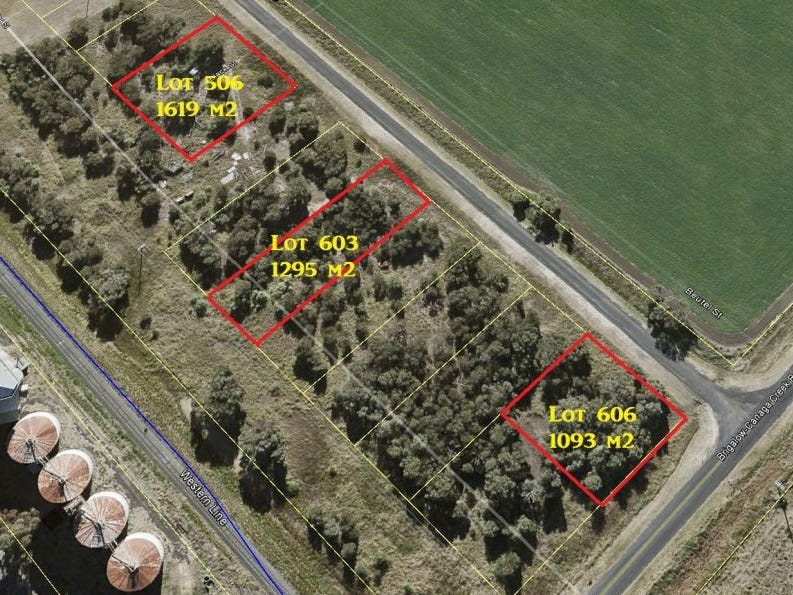 Lot 606 Cnr Mulga St & Brigalow Canaga Road, Brigalow, Qld 4412