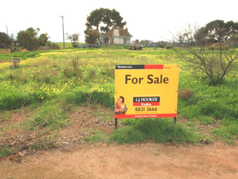 Lot 1, Railway Terrace, Paskeville, SA 5552