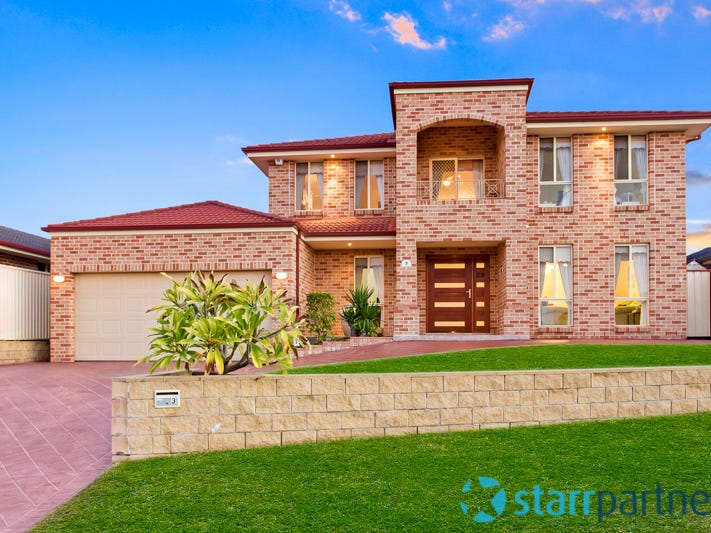 3 Glenlea Court, Glenwood, NSW 2768