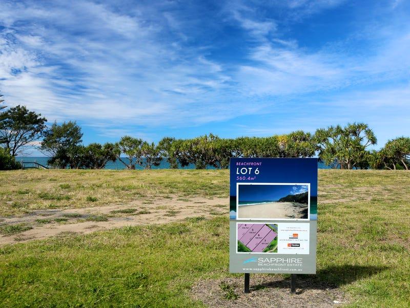 Lot 6 Oceanfront Drive, Sapphire Beach, NSW 2450