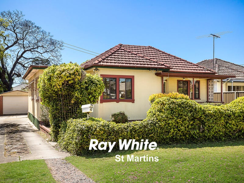47 Bertha Street, Merrylands, NSW 2160