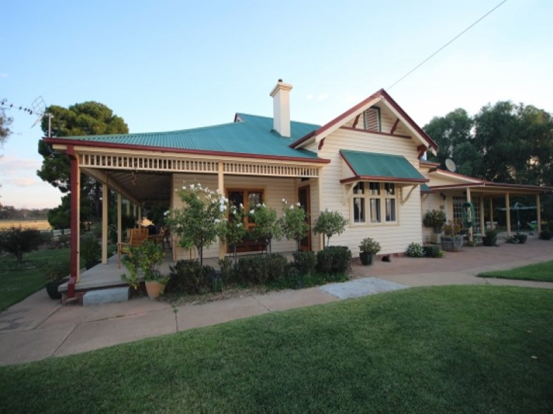 Lot 2 'Warrawong' Lockhart/The Rock Road, The Rock, NSW 2655