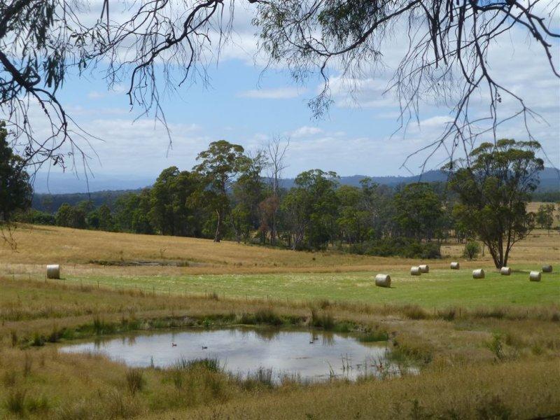 Land Jarmans Road, Winkleigh, Tas 7275